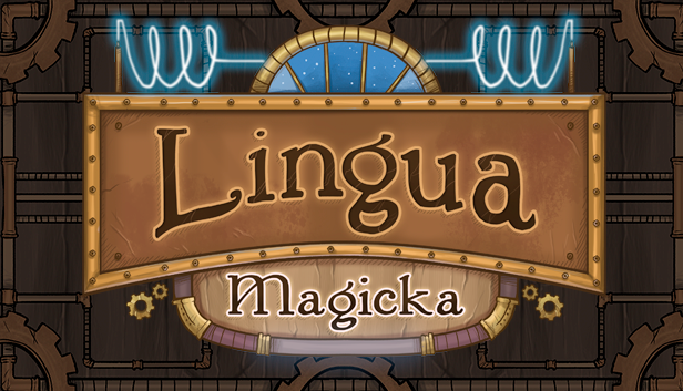 Enter the world of Lingua Magicka